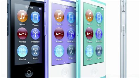 Apple iPod nano 7th gen Release Date, Price and Specs - CNET
