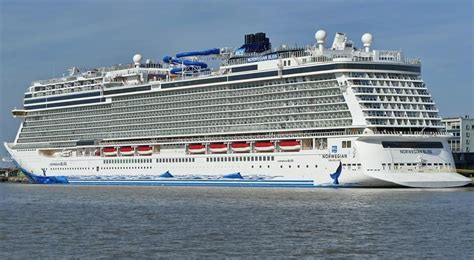 Norwegian Bliss - Itinerary Schedule, Current Position
