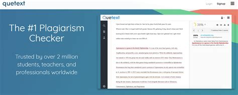 QueText Review (October 2019): The Best Plagarism Checker
