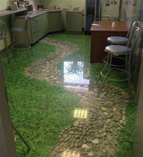 10 Mind Blowing 3D Floor Designs - Viral Feed South Africa