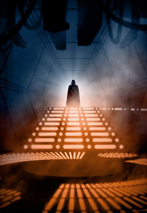 Check Out Marko Manev's Official 'Star Wars' Noir Series