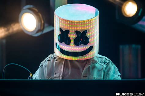 Marshmello Reveals That One Of His Biggest Collabs Of 2018