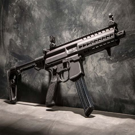 SIG Sauer MPX Series Review: Small in Size, Big in Impact
