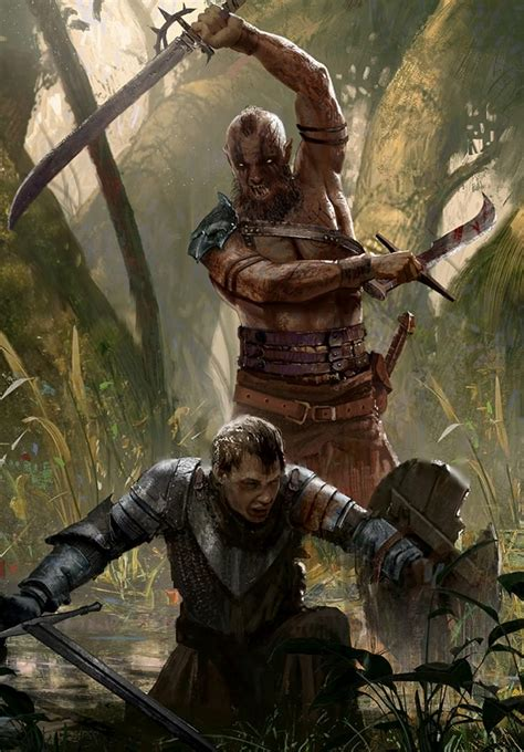 Gwent's Latest Card Art Continues To Look Beautiful