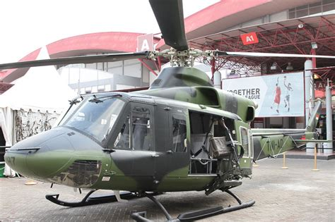 Indonesia orders 17 new helicopters - Defence Helicopter