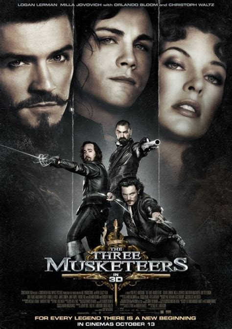 The Three Musketeers (2011) Full Hindi Dubbed Movie Online