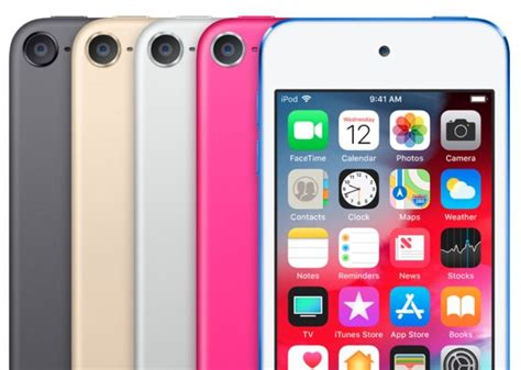 New iPod Touch: Apple Updates Processor, adds 256GB Option