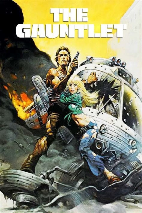 Film Provocarea - The Gauntlet - The Gauntlet - The