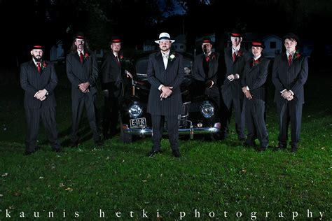 1920's, mobster theme wedding   1/125, F/11, ISO800 shot