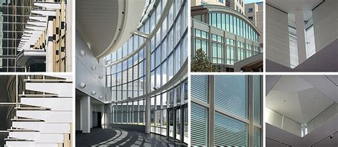 Curtain Walls from UNICEL Architectural Corp