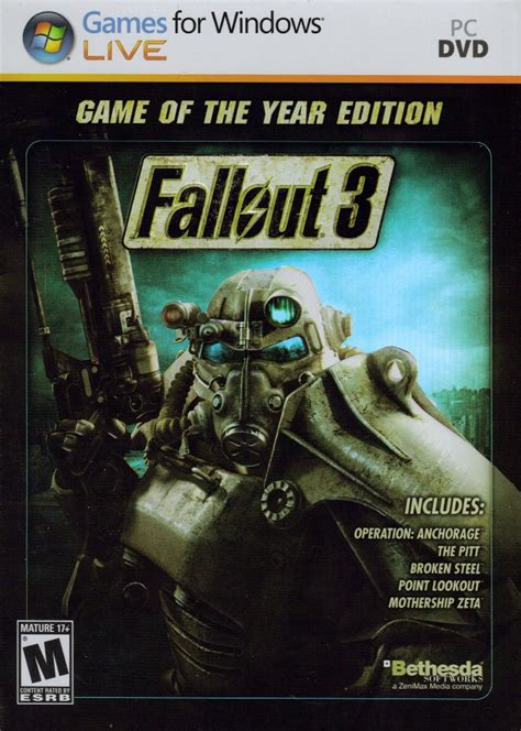 Fallout 3: Game of the Year Edition for PlayStation 3