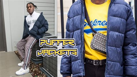 5 EASY WAYS to Style Puffer Jackets| Men's Fashion