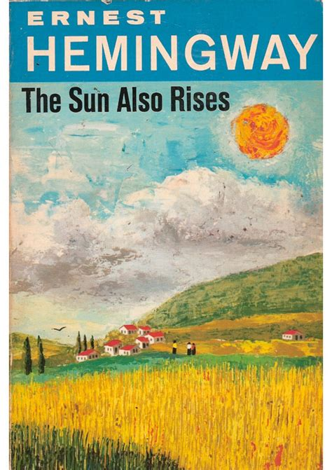 Hemingway – The Sun Also Rises | Can't Stop Writing