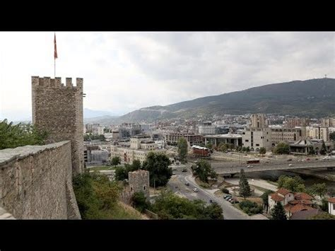 What to See In and Around Skopje, Macedonia - YouTube