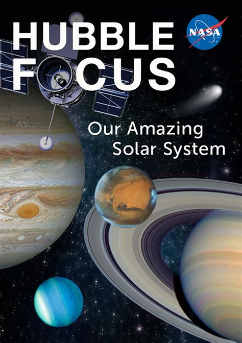 Hubble Focus: Our Amazing Solar System | NASA Solar System