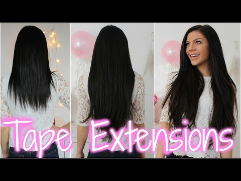 Purple ombre hair | Luxushair - YouTube