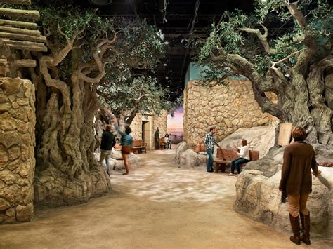 Museum of the Bible opens near National Mall in Washington