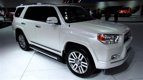 2013 Toyota 4Runner Limited - Exterior and Interior