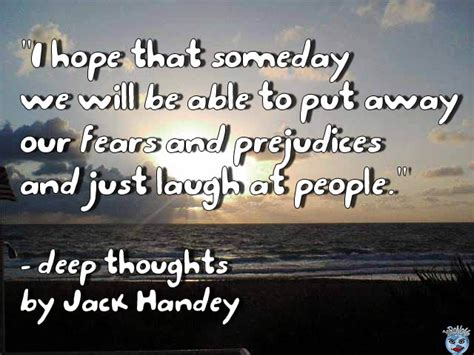 Funny Quotes By Jack Handey