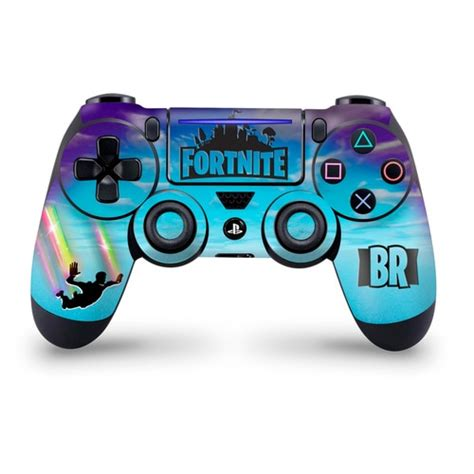 Stormy Sky Rainbow Trails PS4 Pro/Slim Controller Skin