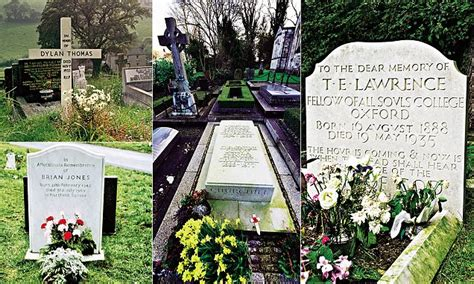 Dylan Thomas to Brian Jones, pay your last respects at the