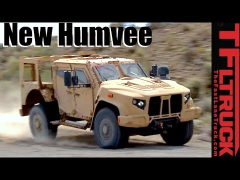 Navistar Defense MRV-2 Highlights - YouTube