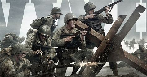 Call of Duty: WW2 - all info on campaign, multiplayer
