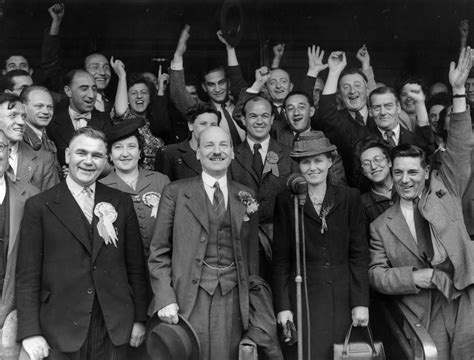 VE Day: My generation voted Labour after the war it's time