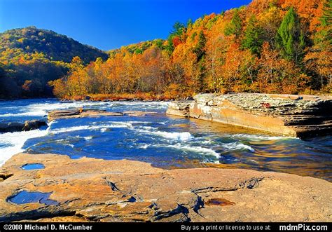 Youghiogheny River Picture 080 - October 21, 2006 from