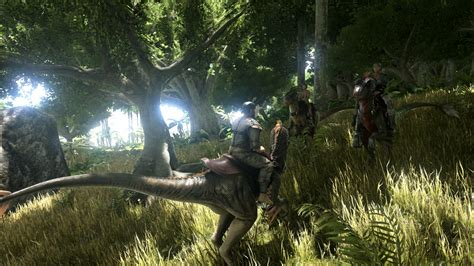 Xbox One, PS4, PC Getting Open-World Dinosaur Survival