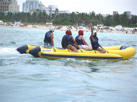 Brothers Brothers Banana Boat Rides | Boucher Brothers