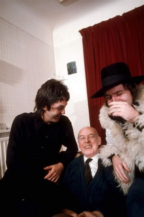 Super Seventies — Paul McCartney with his father James and
