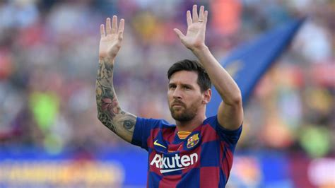 Barcelona: Messi out of Barcelona squad to face Real Betis