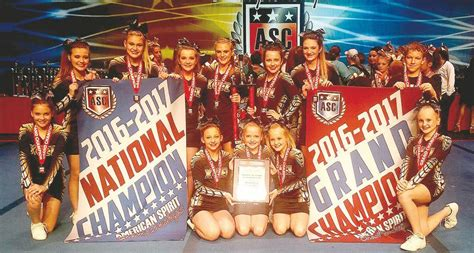 Regional cheer team moves practices to Hays, opens