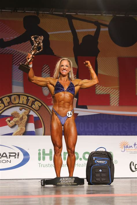 RESULTS: 2018 Arnold Amateur (OHIO)