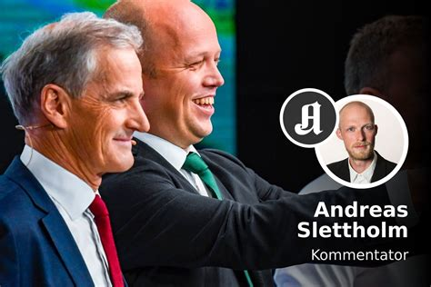 Snart kan vi få fire mellomstore partier i Norge | Andreas