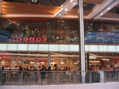 Westfield Stratford City Shopping Mall - the largest mall