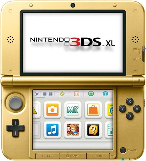Console Nintendo 3DS XL The Legend of Zelda: A Link