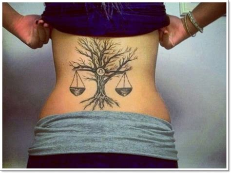 30 Of the Best Libra Tattoos: And Why They Are One of the