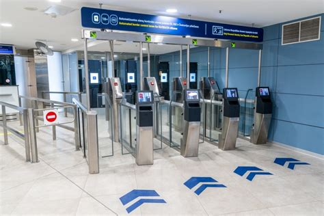Smart Border Control System Launched at Vilnius Airport