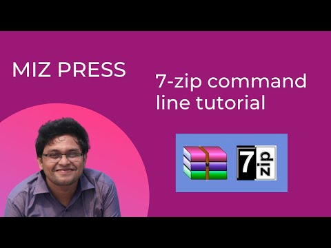 7z Command Tutorial With Examples To Compress And Extract