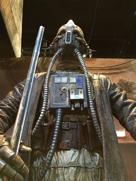 New Star Wars Rogue One Character Revealed - GameSpot