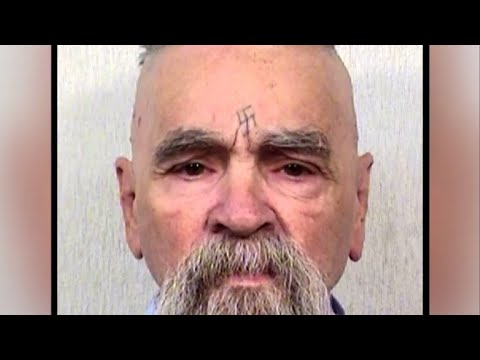 Cult leader Charles Manson dead at 83 - YouTube