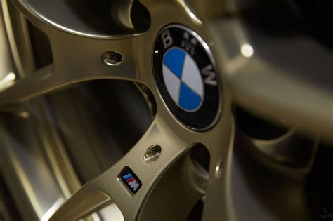 BMW Now Offering Style 763M Wheels In Gold For M2, M3 and M4