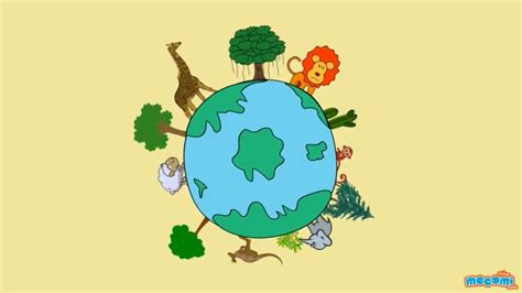 Ecosystem Definition For Kids | Examples and Forms