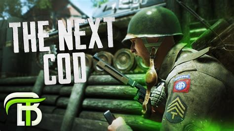 THE NEXT CALL OF DUTY (Battalion 1944 Online Gameplay