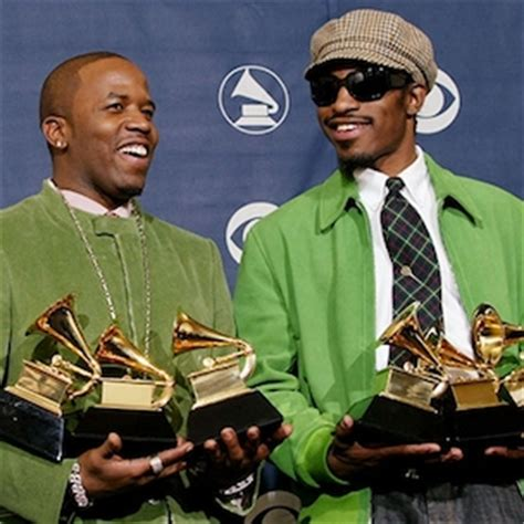 OutKast Members Andre 3000 & Big Boi Working On Solo